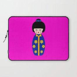 Japanese girl Laptop Sleeve
