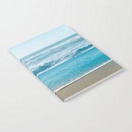 Blue Sea Backdrop Notebook
