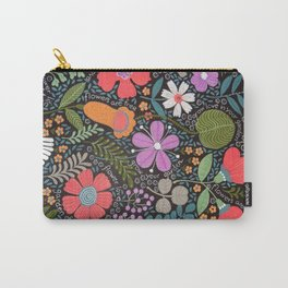 GROW LOVE IN YOUR GARDEN Carry-All Pouch