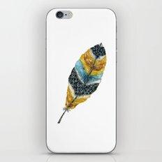 Starlight Feather iPhone & iPod Skin
