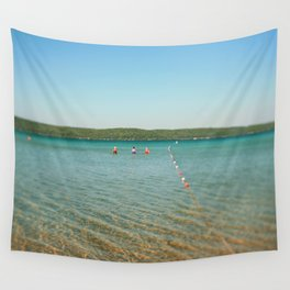 Bathing Beauties Wall Tapestry