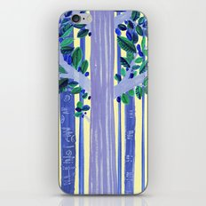 In the wood iPhone & iPod Skin