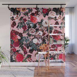 Romantic Garden X Wall Mural