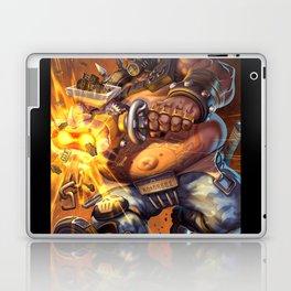 roadhog watch Laptop & iPad Skin