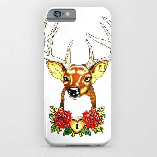 Oh deer. iPhone & iPod Case