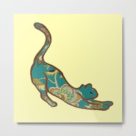 I love you, kitten Metal Print