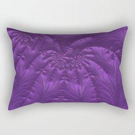 Renaissance Purple Rectangular Pillow