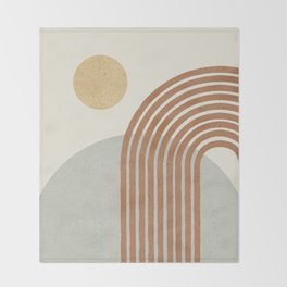 Sunny Hill Throw Blanket
