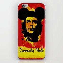 Communist Magic iPhone Skin