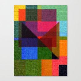 fantasy rug Canvas Print