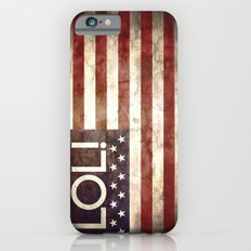 Star spangled LOL iPhone 6s Slim Case