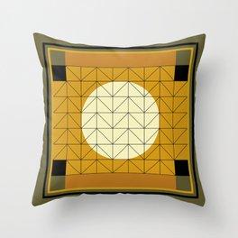 Tantra Throw Pillow