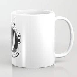 Cosmonaut helmet Coffee Mug