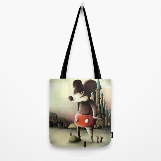 Mickey's Kingdom Tote Bag