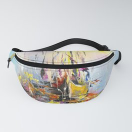 ILLUSIVE BOATS Fanny Pack
