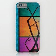 tree painting iPhone 6s Slim Case