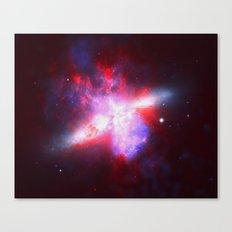 Cosmic Implosion Canvas Print