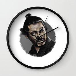 Yojimbo Wall Clock