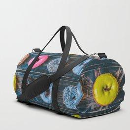 Vegan Donut Party Duffle Bag