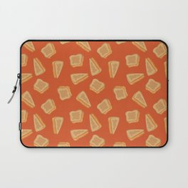 Grilled Cheese Print Laptop Sleeve
