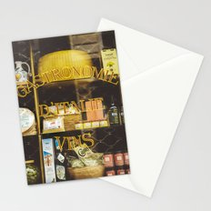 Gastronomie Italienne, Vins Stationery Cards