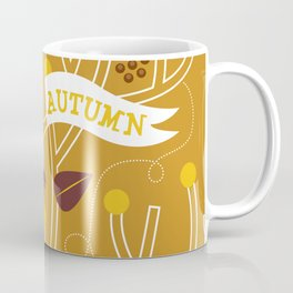 4 Seasons - Autumn Coffee Mug