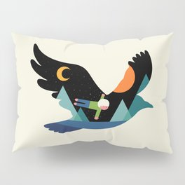 I Believe I Can Fly Pillow Sham