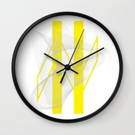 Genius Loci - Winchester Wall Clock