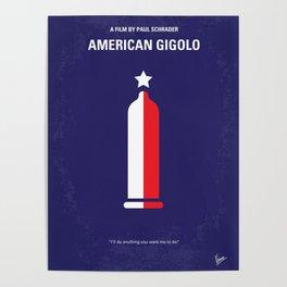 No150 My American Gigolo mmp Poster