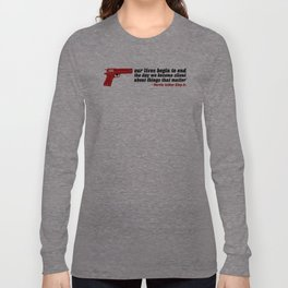 silencer [reloaded] Long Sleeve T-shirt