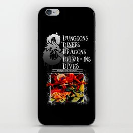 Dungeons & Dragons Stylized iPhone Skin