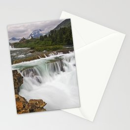 Mountain Paradise Stationery Cards