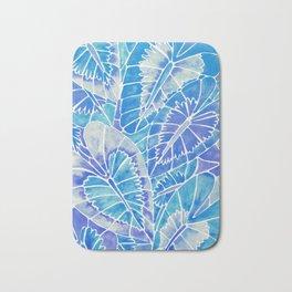 Schismatoglottis Calyptrata – Blue Palette Bath Mat