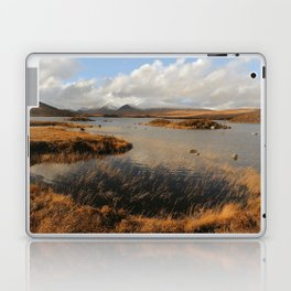 Rannoch Moor Landscape of Scotland Laptop & iPad Skin
