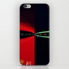 E6 iPhone Skin