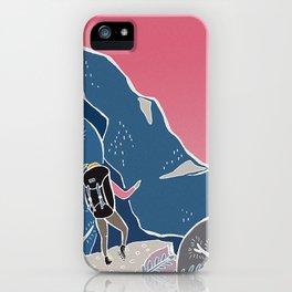 Slovenian mountains iPhone Case