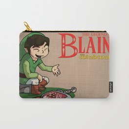 The Legend of Blaine Carry-All Pouch