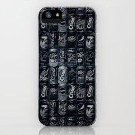 Aluminum Cans iPhone Case