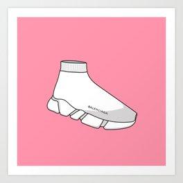 the ones that look like socks Art Print