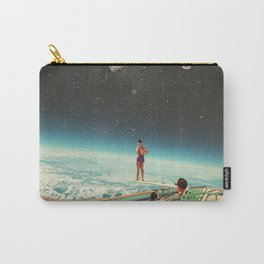 Summer with a Chance of Asteroids Carry-All Pouch