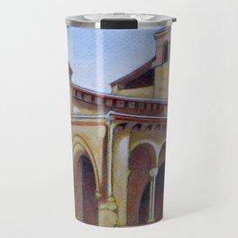 Postcard from Iglesia de la Trinidad, Segovia, Spain Travel Mug