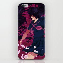 JoJo's Bizarre Adventure: Diamond Is Unbreakable! Yukako iPhone Skin
