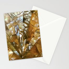 Traditional Hawaiian Mosaic Tile Designs Stationery Cards