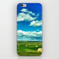 canada iPhone & iPod Skins featuring Canada by Judith Altman