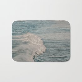 West Coast Portugal Waves Bath Mat