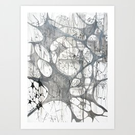 Connections#3 Art Print
