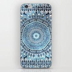 MANDALIKA INDIGO iPhone & iPod Skin