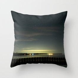 Port Rowan Throw Pillow