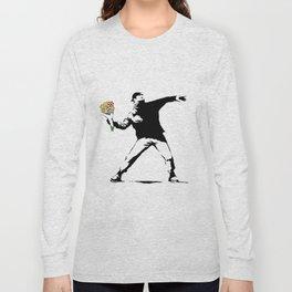 Flowerbomb Long Sleeve T-shirt