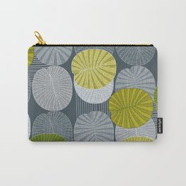Dickinsonia Lime Carry-All Pouch
